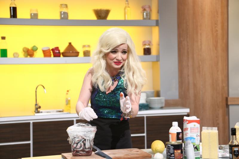 Gina Felea – show de zile mari în platoul Chefi la cuțite. Ediția de luni a fost lider de audiență pe toate segmentele de public