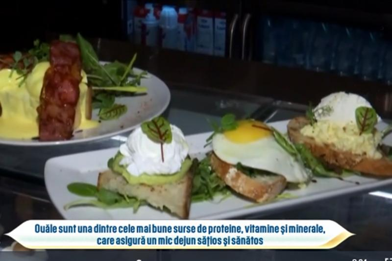 Idei de gustări pe bază de ouă. Rețete franțuzești cu ouă