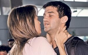 Andreea Raicu și Cristi Chivu