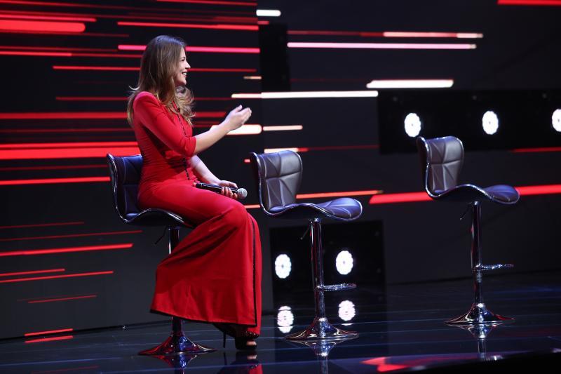 Marina Vlad a obținut un scaun în Bootcamp