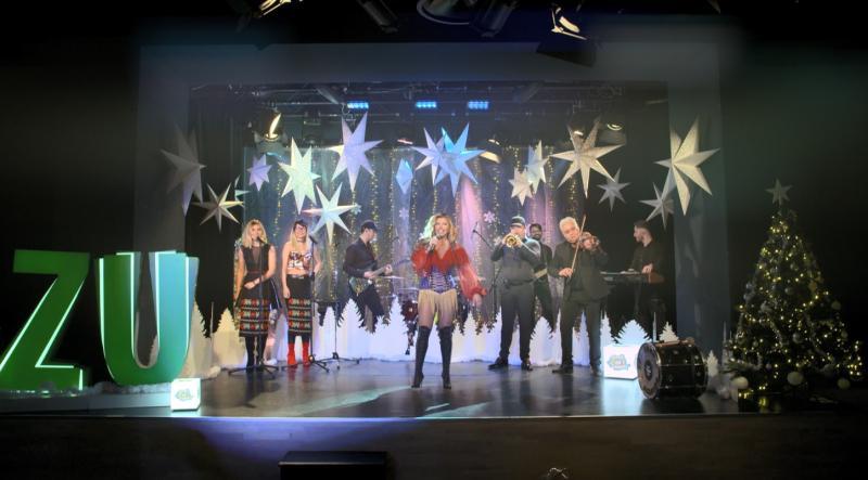 Loredana, surpiză de proporții pe scenă la Marea Unire ZU