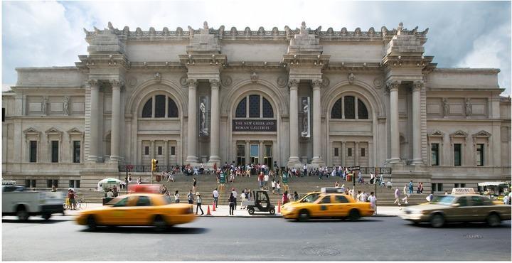 Povestea singurei picturi românești din cele două milioane de lucrări ale Muzeului Metropolitan de Artă din New York