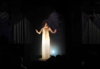 """""""Mă emotionez când o văd"""" Turneul sub formă de hologramă al lui Whitney Houston începe la 25 februarie în Europa"""