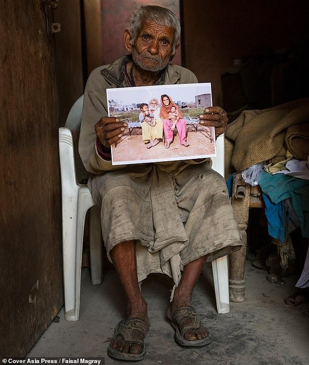 A devenit tată la 96 de ani și a murit la 104, dar nu de bătrânețe, ci într-un incendiu. Povestea incredibilă a celui mai bătrân tată din lume!
