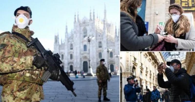 Alertă! Epidemia de coronavirus se extinde! Încă un pacient mort, în Italia! Care sunt orașele afectate