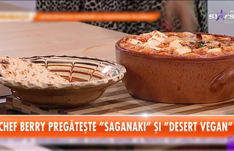 Cum se prepară Rețeta Saganaki? O rețetă simplă și delicioasă din bucătăria grecească.