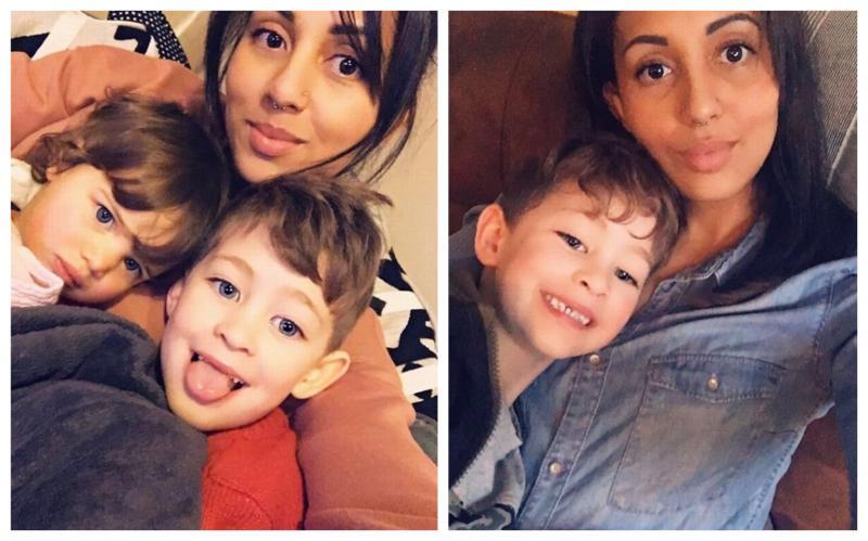 """""""Mami, eu o să mor?"""". Un băiețel de cinci ani se luptă cucoronavirusul! Mama lui, mesaj disperat! """"COVID-19 nu este o glumă! Mi-a adus copilul aproape de moarte!"""" - FOTO"""