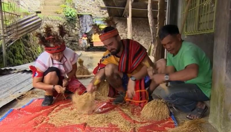 Cum arata planta de orez și cum se curăță? Vedetele de la Asia Express au îndurat chinuri uriașe