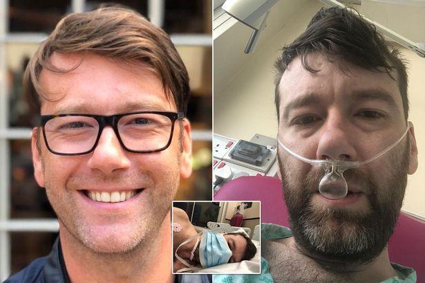 """Bărbat infectat cu coronavirus, apel de pe patul de spital, după ce a văzut doi oameni murind: """"Luați totul în serios. Stați acasă. De voi depind viețile altora!"""""""