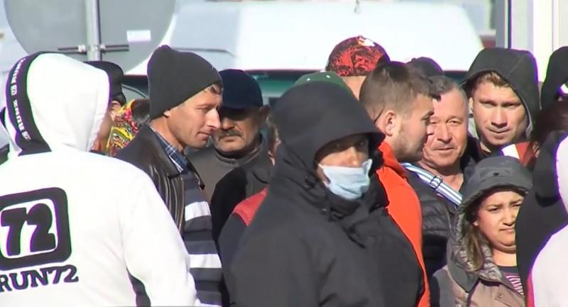 Ce șiretlic folosesc românii din străinătate, ca să poată intra în țară fără probleme! Sunt grupuri de zeci de persoane