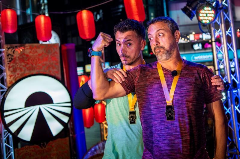 Sorin Bontea și Răzvan Fodor au câștigat sezonul 3 Asia Express și trofeul de 30.000 de euro