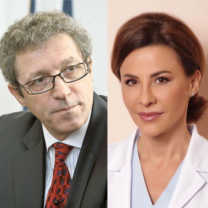 """Adrian Streinu Cercel atacat dur de un medic: """"O femeie a băut apă cu clor la îndemnul lui. Ați auzit bine, a băut clor!"""""""