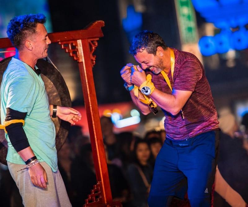 """Prima reacție a lui Răzvan Fodor după ce a câștigat Asia Express: """"Nu am mai câștigat nimic...până acum!"""""""