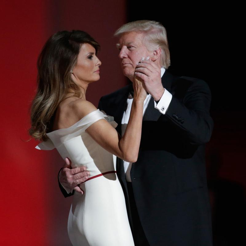 Melania Trump a împlinit 50 de ani.  De la topmodel sloven la primă doamnă a Statelor Unite ale Americii - Galerie foto