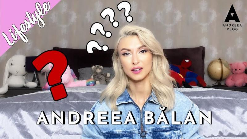 """S-a aflat! Câți bani face Andreea Bălan din YouTube. Câștigă Dorian Popa mai mult ca ea? """"Dacă nu vă place, nu mă urmăriți!"""""""