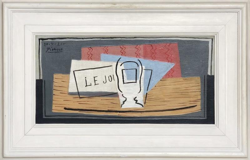 """A primit cadou un bilet de tombolă. Acum are un milion de euro... pe perete: """"I-ar fi plăcut până și lui Picasso!"""""""
