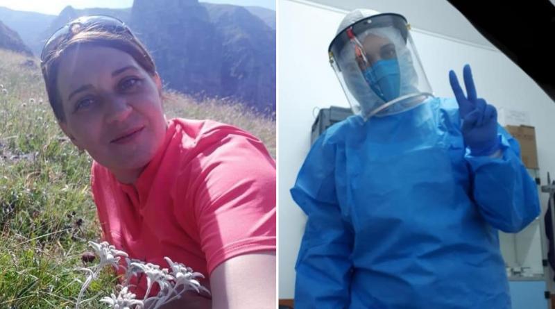 """Lenuța, asistenta din Botoșani, nu a murit de Covid-19: """"Se vindecase. Al doilea test negativ a fost descoperit astăzi"""""""