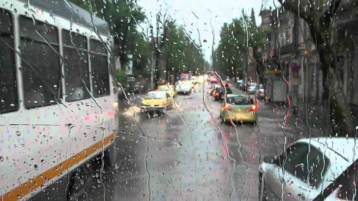 Avertizare meteo: Vijelii și grindină în București! Vremea se schimbă radical! Ce anunță meteorologii