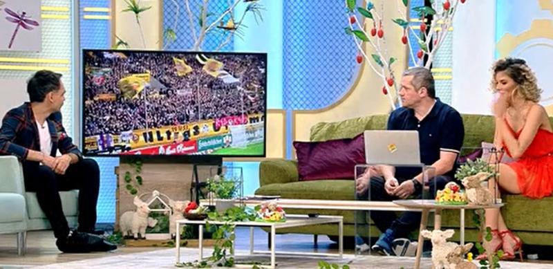 Filmare de senzație pentru toți fanii fotbalului! Ce au făcut suporterii Dinamo Dresda, în timpul unui meci
