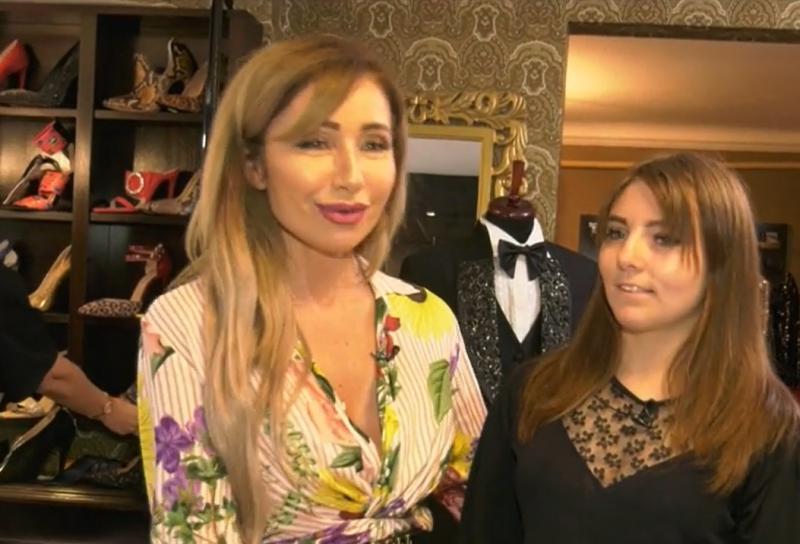 Vulpița Veronica s-a angajat în București! Unde o poți întâlni pe tânăra din Blăgești