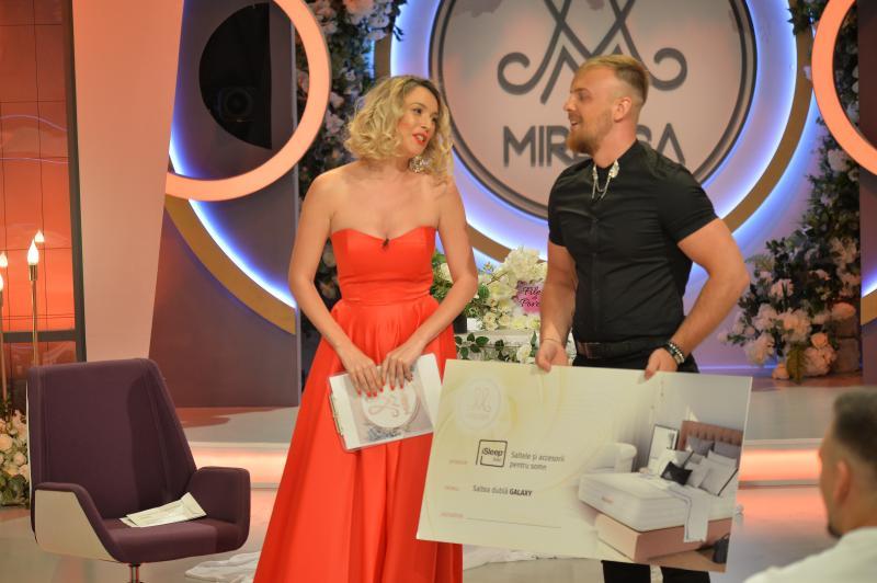 Andra şi Armando au câştigat competiţia Mireasa şi marele premiu de 40.000 de Euro! 2 cupluri au decis să se căsătorească în direct!