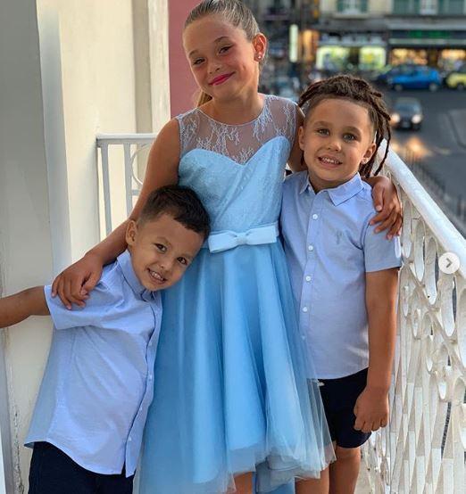 Wow!!! Știai că Antonia are o soră mai mică, Alessia? Ce simpatică este cumnata lui Alex Velea   FOTO