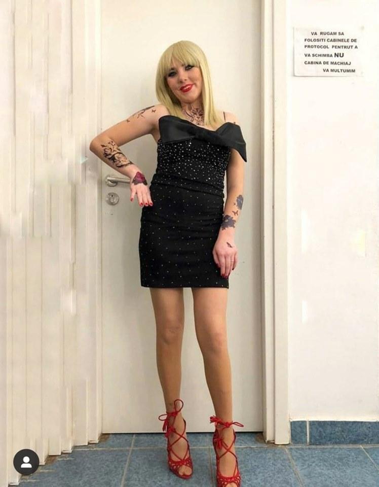 Îți mai amintești cum arăta Vulpița blondă și cu tatuaje? Iată imaginea care a pus internetul pe jar! | Foto