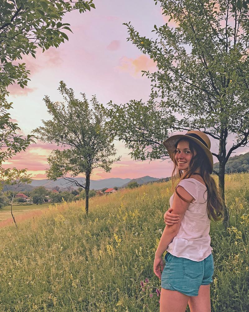 Lavinia Florea, pregătiri intense! Află ce planuri are fosta concurentă de la X Factor, pentru această vară!