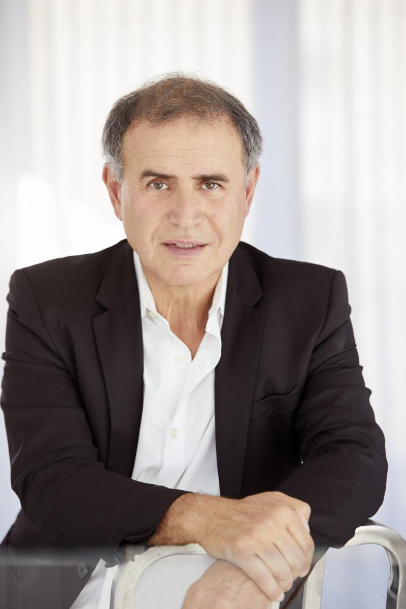 Nouriel Roubini, cel care a prezis Criza economică mondială din 2007–2010 cu cinci ani înainte, vorbește despre viitorul economic al României, la Observator