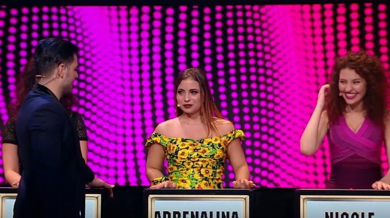 """Surpriza trăită de Liviu Vârciu la emisiunea Rămân cu tine! Numele unei concurente l-a frapat: """"Cum, așa te-au botezat mămicuța și cu tăticuțul?"""