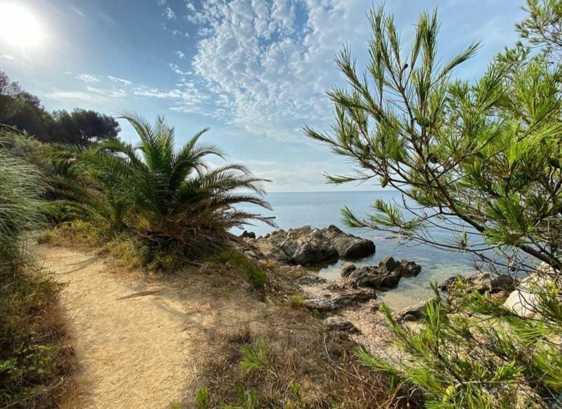 Unde se răsfață Delia! Imagini din paradisul în care se relaxează vedeta! | Foto