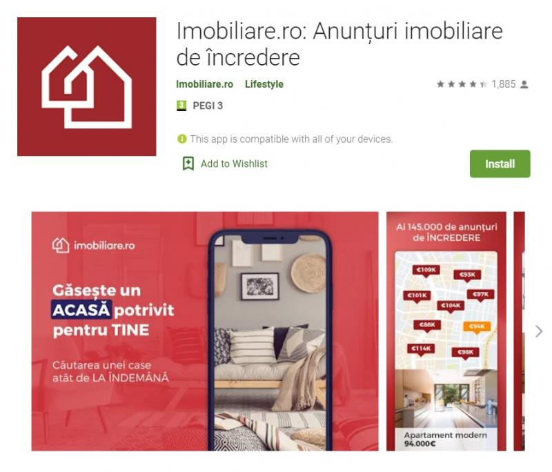 Care sunt avantajele unei aplicații de anunțuri imobiliare
