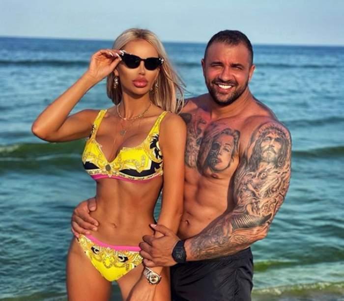 FOTO | Cum s-au afișat Bianca Drăgușanu și Alex Bodi la plajă! Cei doi au atras toate privirile!