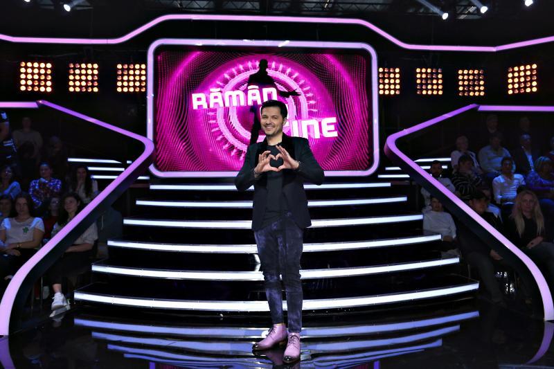 """Cel mai sexy pretendent vine azi la emisiunea Rămân cu tine! Liviu Vârciu: """"Dacă eram femeie cine știe ce făceam cu hainele de pe mine"""""""