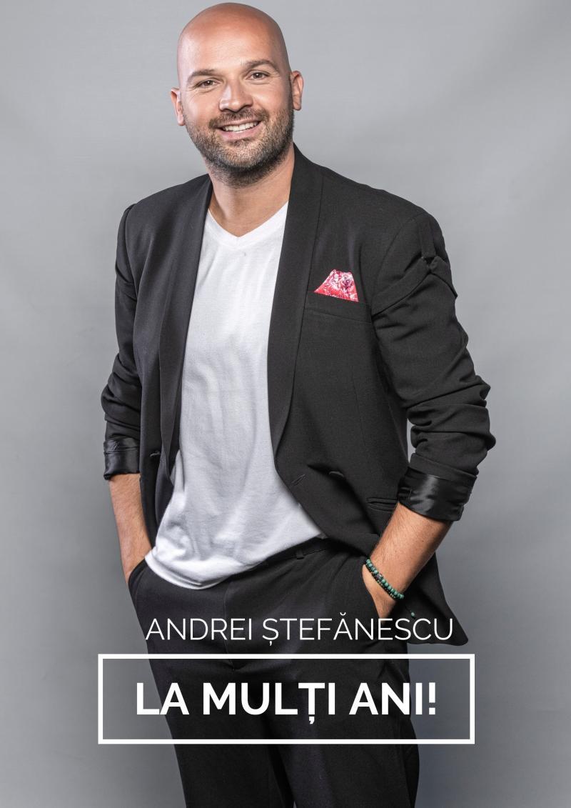 """La mulți ani, Andrei Ștefănescu! Descoperă cele mai amuzante momente din """"Poftiți pe la noi"""", redifuzată azi și mâine de la 20:30 la Antena 1"""