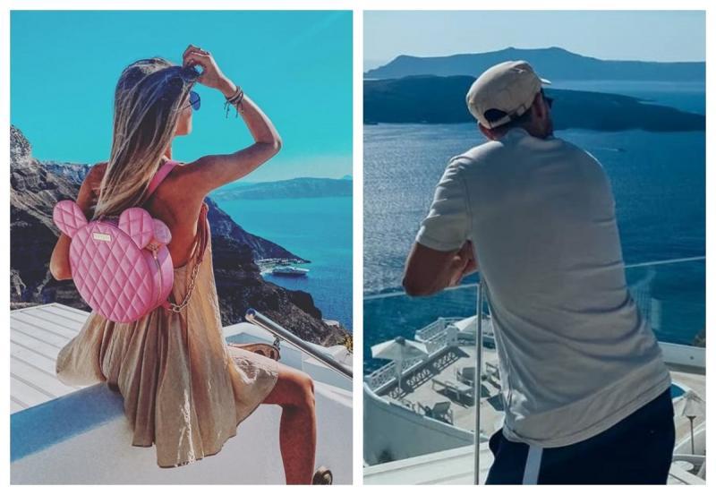 Dani Oțil și Gabriela Prisăcariu, cele mai frumoase fotografii, din vacanță! Ce destinație și-au ales - Foto