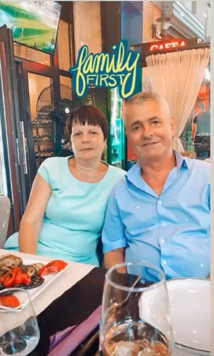 """Cum arată părinții Anei Maria Mocanu? Fosta asistentă """"păcătoasă"""" a publicat o fotografie emoționantă cu cei care i-au dat viață!"""