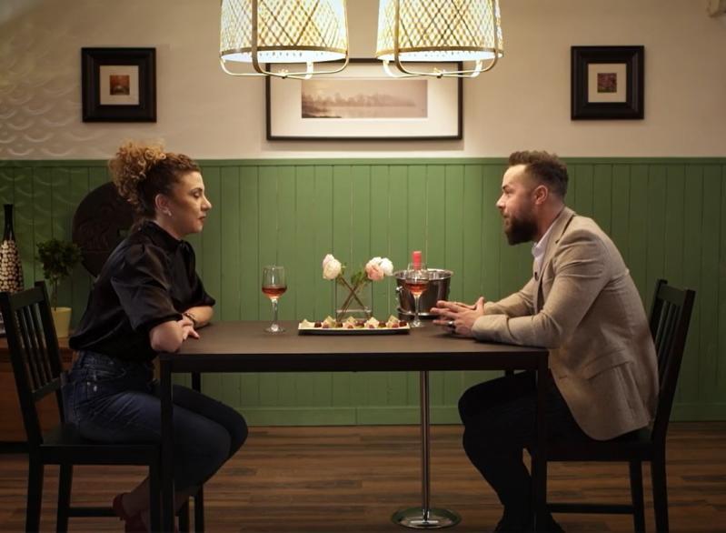 """Alexandru și Ana Maria, întâlnire romantică în casa Rămân cu tine! Ce s-a întâmplat între cei doi: """"Mă simt excelent!"""""""