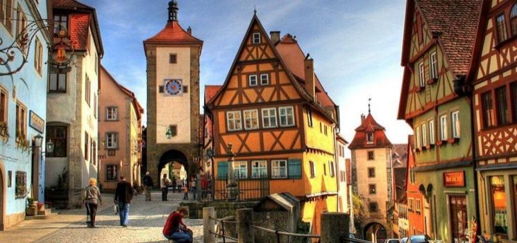 Călătorește spre Germania în 2020