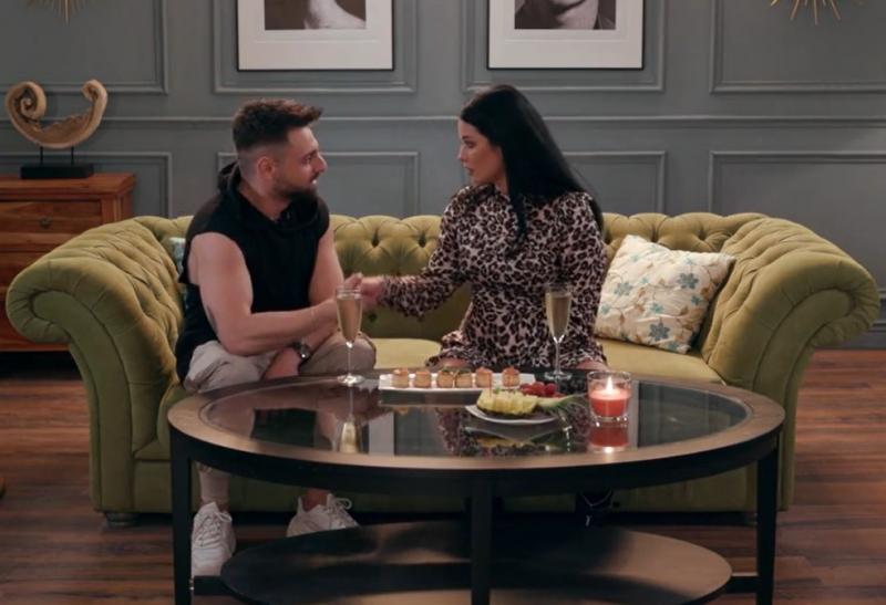 """Iulian și Teodora de la """"Rămân cu tine"""" formează cuplul perfect. Ce s-a întâmplat între cei doi: """"Sunt îndrăgostită!"""""""