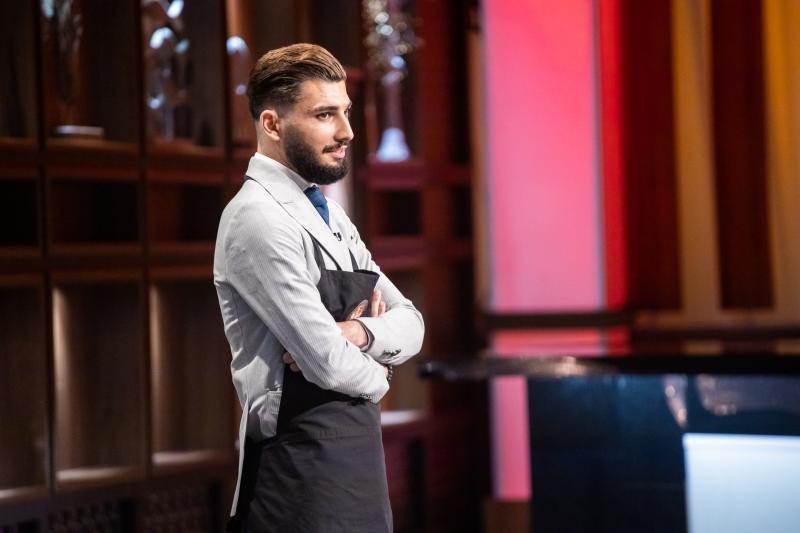 """Adrian Iancu, de la vlogging la gătit! Surpriza trăită de chefi când au văzut farfuria: """"Ori pun suflet, ori pun prea multă sare"""""""