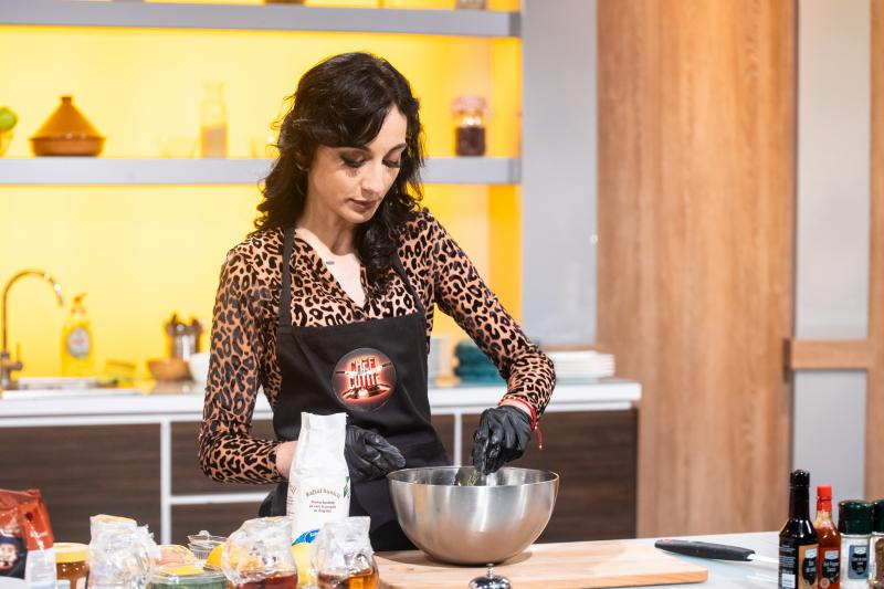 """O tânără care a slăbit 30 de kilograme a gătit la """"Chefi la cuțite"""" preparatul de care ea nu se atinge niciodată"""