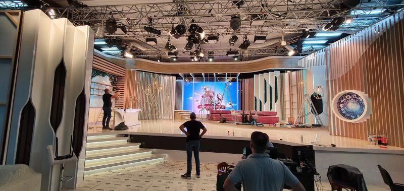 """""""Neatza cu Răzvan și Dani"""" are studio 360. """"Oriunde te întorci, tot noi suntem!"""""""