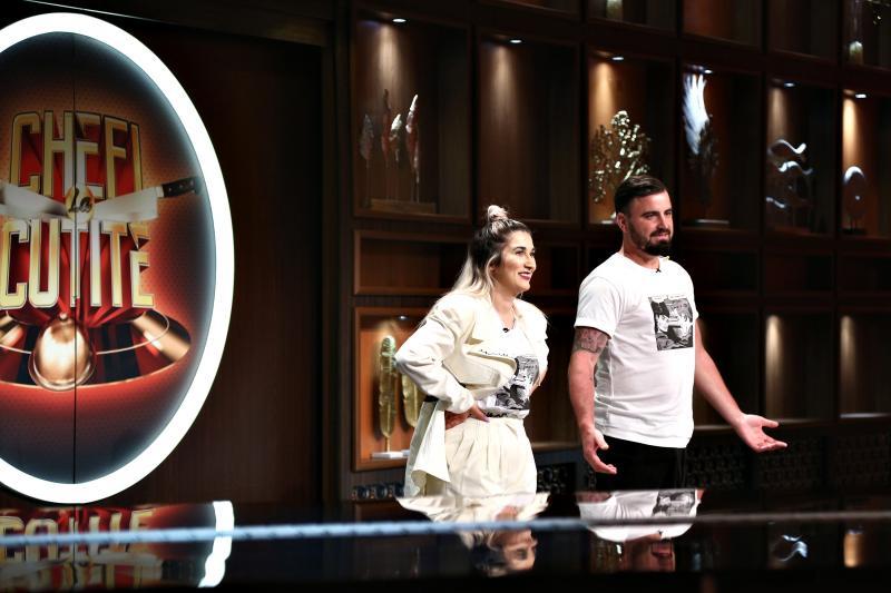 """Adda și Cătălin Rizea au dat lovitura la """"Chefi la cuțite""""! Ce verdict neașteptat au primit"""