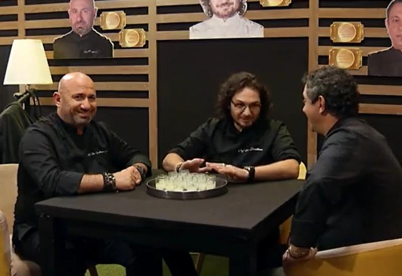 """Florin Dumitrescu a pregătit un joc """"acru"""" despre adevăruri neștiute, la """"Chefi la cuțite"""""""
