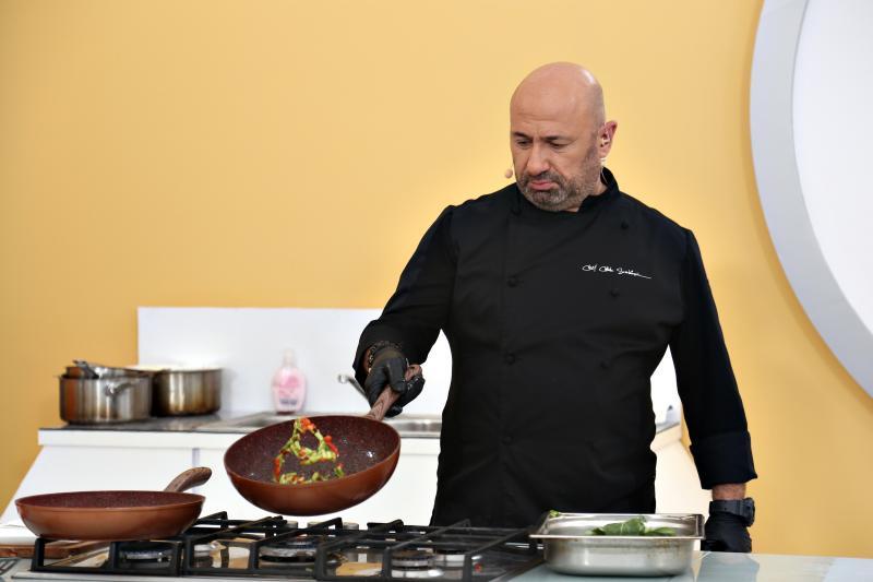 """Cătălin Scărlătescu a avut o revelație la """"Chefi la cuțite""""! Ce decizie a luat"""