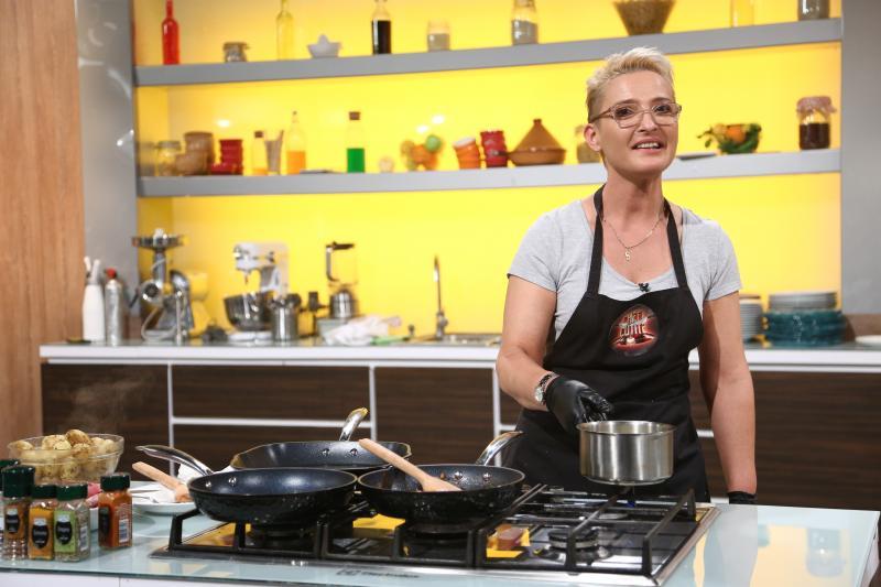 """Garofița Gog a amuțit când a apărut în fața chefilor! Ce s-a întâmplat la """"Chefi la cuțite"""""""