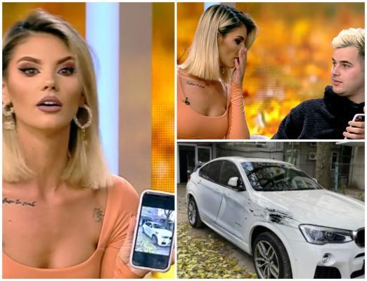 Ramona Olaru, momente de panică în timpul emisiunii. Asistenta tv a aflat în direct că invitatul i-a lovit mașina în parcare