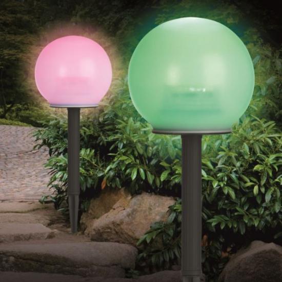 Solar Power Ball