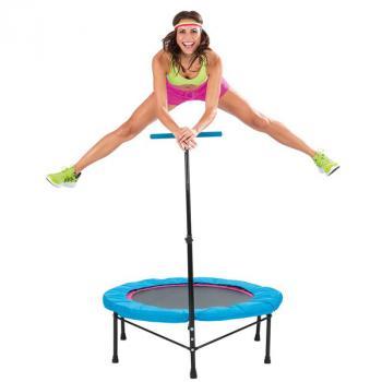 PowerMaxx Fitness Trampoline